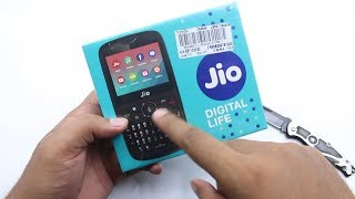 Exclusive - Jio Phone 2 Unboxing Indian Retail Unit + Giveaway | Features, Camera, Price