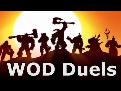 Swifty WOD PvP Duels vs Hotted