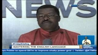 Mind Your Language - with Wilis Ochieng, The Word Master