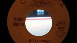 Moby Grape - Bitter Wind