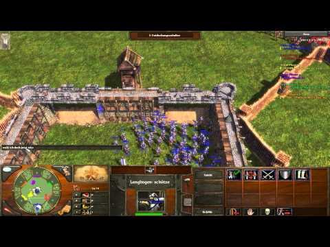 Age of Empires III Multiplayer Gameplay - COLLOSEUM - Diesmal ohne Postimperial