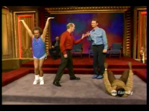 Whose Line Is It Anyway - Richard Simmons (Hilarious!)