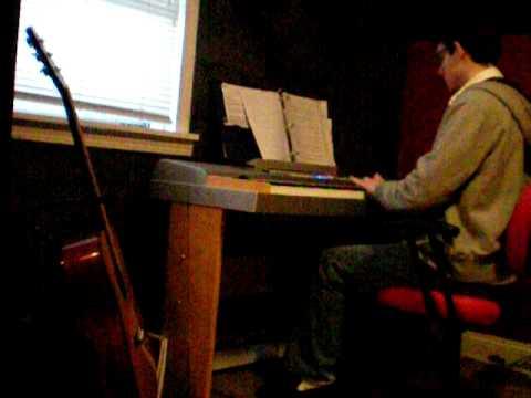 Victor's Piano Solo - Corpse Bride - Danny Elfman