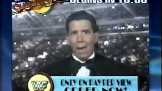 Summerslam 1994 Pre-Show