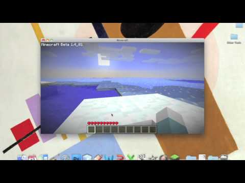 Make your own mods for Minecraft: Setting up MCP (Mac)