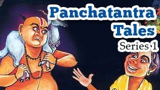 Tales of Panchatantra in Hindi - Series 1