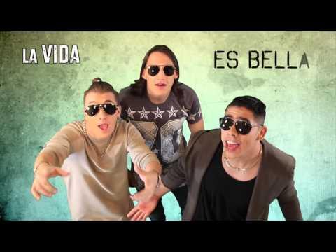 LA VIDA ES UNA - Juan Cebolla Gasca, Martin Gasca Y Franccesco Rolex