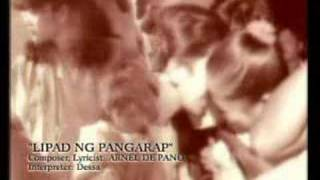 Watch Dessa Lipad Ng Pangarap video