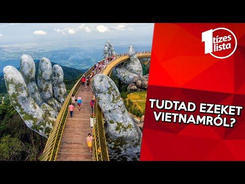 10 érdekesség Vietnamról, amit eddig talán nem tudtál Országok #18