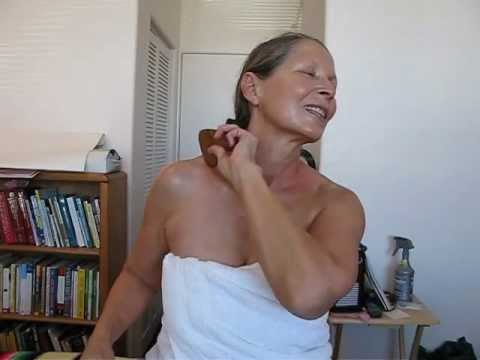 Gua Sha Self Treatment for Neck and Head