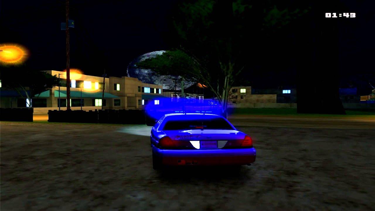 Grand Theft Auto Sa Siren Mod Hd Hq Youtube