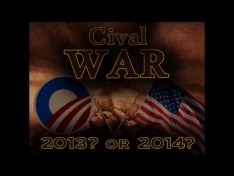 Coming Civil War to America: prophetic dreams part 1of3