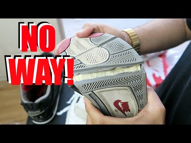EBAY SNEAKER UNBOXING GONE WRONG!!!