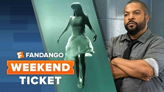 A Cure For Wellness, Fist Fight, The Great Wall | Weekend Ticket