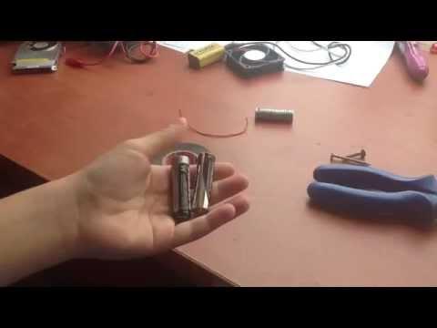 Jak Zrobić Prosty  Elektryczny Silnik