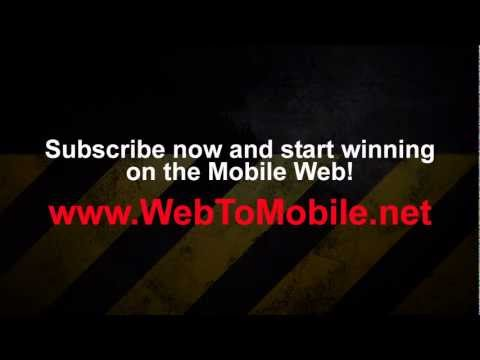 0 How To Make A Free Mobile Website   by Mobile Web Experts
