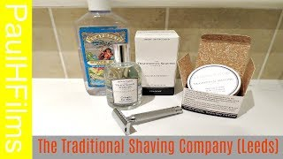 The Traditional Shaving Company - Sandalwood Shaving Cream