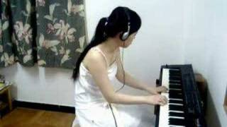 Piano music composition - The unfinished story