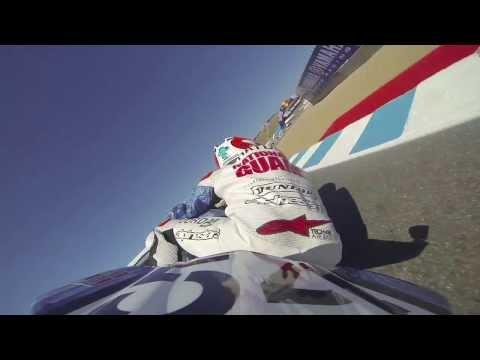Onboard with Roger Hayden at Mazda Raceway Laguna Seca
