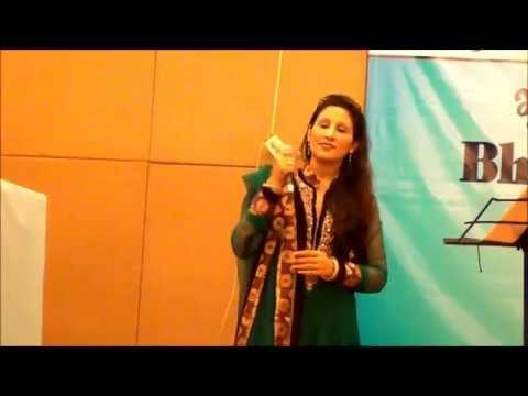 Simrat Chhabra ..... Yeh Zindgi Usi Ki Hai Jo Kisi Ka Ho Gaya video