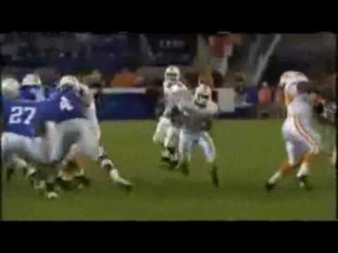 Tennessee Football 2010 Video