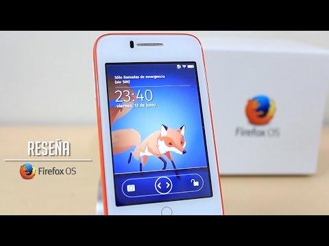Firefox OS | Análisis En Menos De 3 Minutos De Este Sistema Operativo