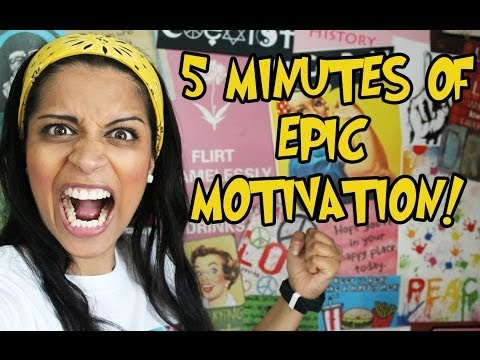 5 Minutes Of Epic Motivation! video