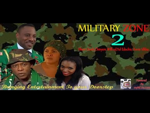 MILITARY ZONE 2 -   Nigeria Nollywood movie