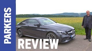 Mercedes-AMG C 43 Coupe review | Minor facelift for Audi A4 rival