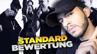 Einer passt NICHT DRAUF !  Trettmann, Gringo, Ufo361 & Gzuz - Standard (Official Video) - Reaction