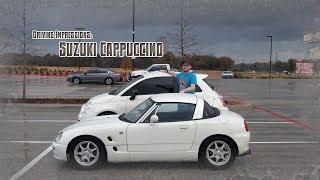 Driving Impressions : Suzuki Cappuccino
