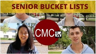CMCtv: Senior Bucket Lists