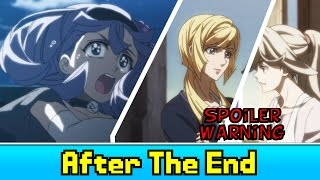 What Happened To Almiria? And What's Actually Going On With Kudelia?