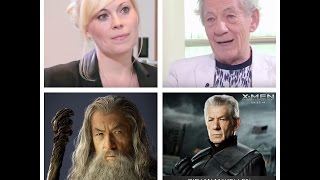 Vicky Beeching interviews Sir Ian McKellen about Gandalf, God & Gay rights