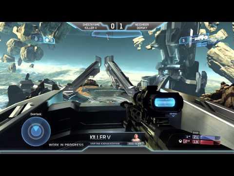 Halo 2: Anniversary Pro Team Scrimmage