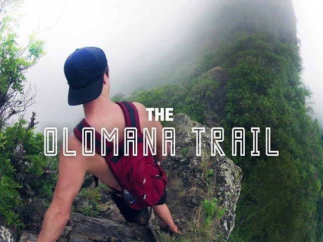 The Olomana Trail: 3 Peaks Climb - Oahu, Hawaii