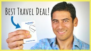 Get a Southwest Companion Pass | Incredible Offer for the Best Deal in Travel