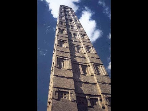 Riddles of antiquity the giant steleas of Axum in Ethiopia thumbnail