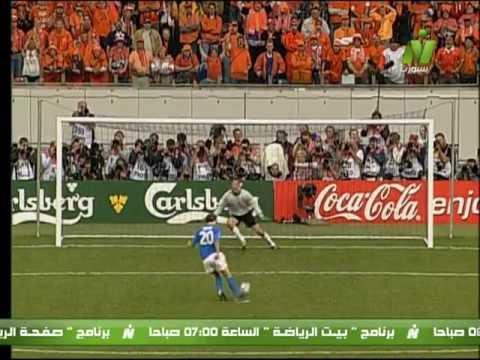 ITALY vs HOLLAND EURO 2000