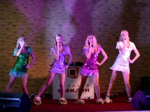 Мобильные блондинки — краткая биография