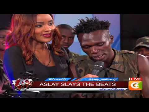 Aslay: Mashabiki wangu wengi wanatokea Kenya #10Over10 thumbnail