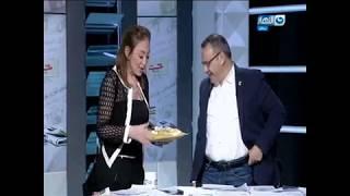 ريهام سعيد تقتحم استديو «القرموطى» في أول ظهور لها بعد خروجها من السجن