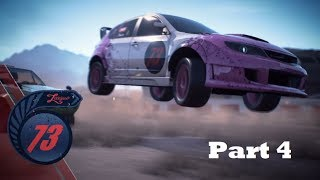 Need for Speed Payback Walkthrough Part 4 Leauge 73