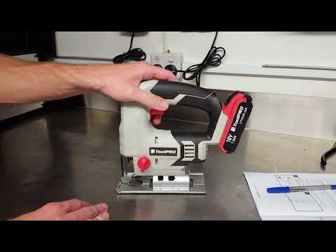 ToolPRO 18 Volt Cordless Jigsaw Review