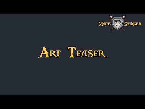 Mace Swinger Art Teaser
