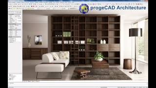 Caratteristiche e novità di progeCAD Architecture 2014