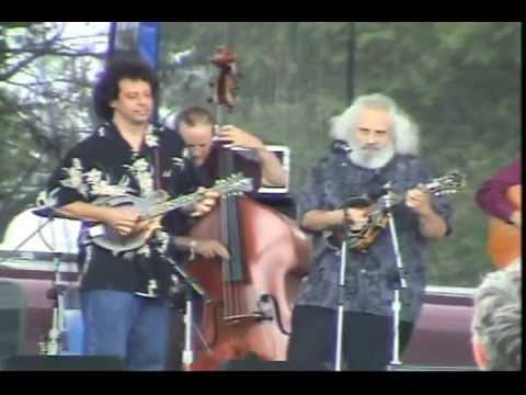 David Grisman Quintet Reunion - EMD - Floyd Fest 2003