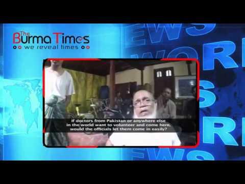 Burma Times TV Daily News 25.6.2015