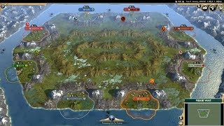 Civ 5 AI Only Timelapse: Trench Warfare