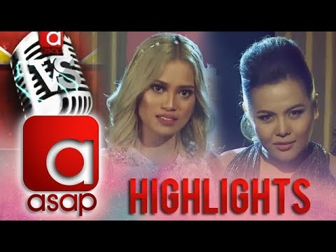 ASAP Versus: Diva versus diva! The show-stopping vocal showdown of Eumee and Laarni!